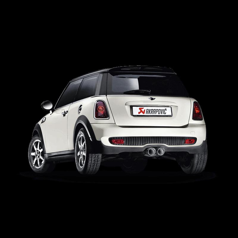 Mini Cooper S R56/ Cooper S Cabrio R57 Evolution Line Exhaust System