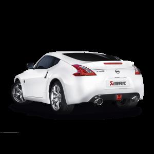 Nissan 370Z Akrapovic Exhaust