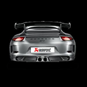 Porsche 911 GT3 (991) Evolution Line Titanium Exhaust System