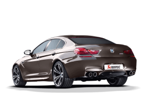 BMW M6 Gran Coupe Evolution Line Exhaust System