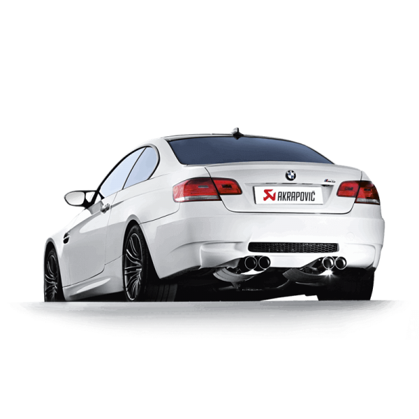 BMW M3 (E92,E93) Evolution Line Exhaust System