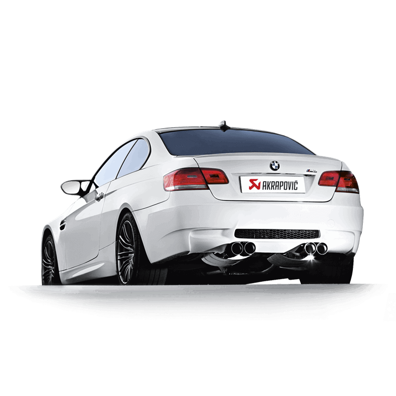 BMW M3 (E92,E93) Evolution Line Exhaust System 1