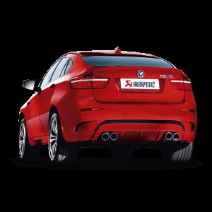 BMW X6 M (E71) Evolution Line Exhaust System