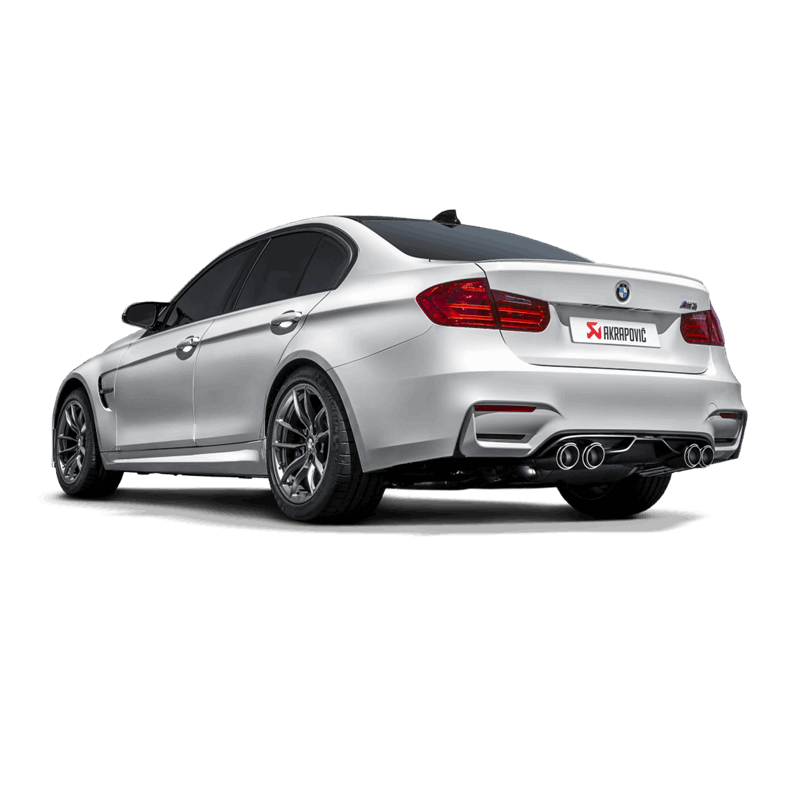 BMW M3 (F80) Slip-On Line Exhaust System