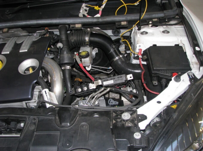 Renault Megane III RS250, 265 & 275 ITG Induction Kit