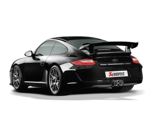 Porsche 911 GT3/RS (997 FL) 4.0 Slip On Line Titanium Exhaust System
