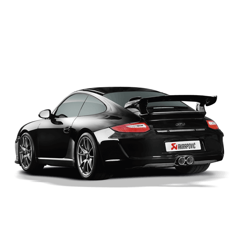 Porsche 911 GT3/RS (997 FL) 3.8 Slip On Line Titanium Exhaust System