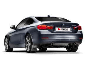 BMW 435i (F32) Evolution Line Exhaust System