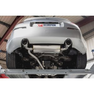 Nissan 350z Scorpion Exhaust System