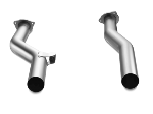 Porsche Cayenne Turbo S (958) Front Link Pipe Set