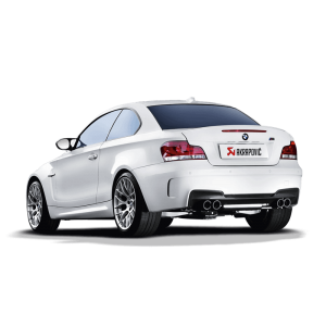 BMW 1 Series M Coupe (E82) Slip-On Line Exhaust System