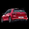 Volkswagen Golf (VII) GTI Slip-On Race Line Exhaust System