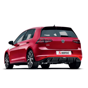 Volkswagen Golf (VII) GTI Slip-On Line Exhaust System
