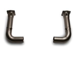 Porsche 911Turbo (997) Link Pipe Set