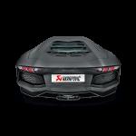 Lamborghini Aventador LP 700-4 Akrapovic Slip On Titanium Exhaust