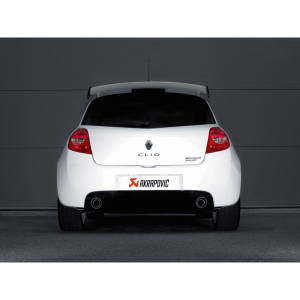Renault Clio RS 200/197 Akrapovic Evolution Line Exhaust System