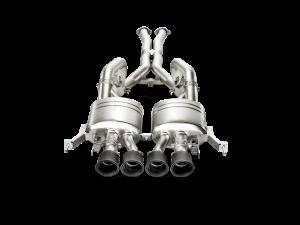 Chevrolet Corvette Stingray (C7) Evolution Line Titanium Exhaust System