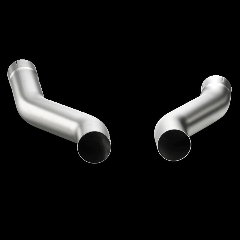 Porsche Cayenne S/GTS (958) Link Pipe Set