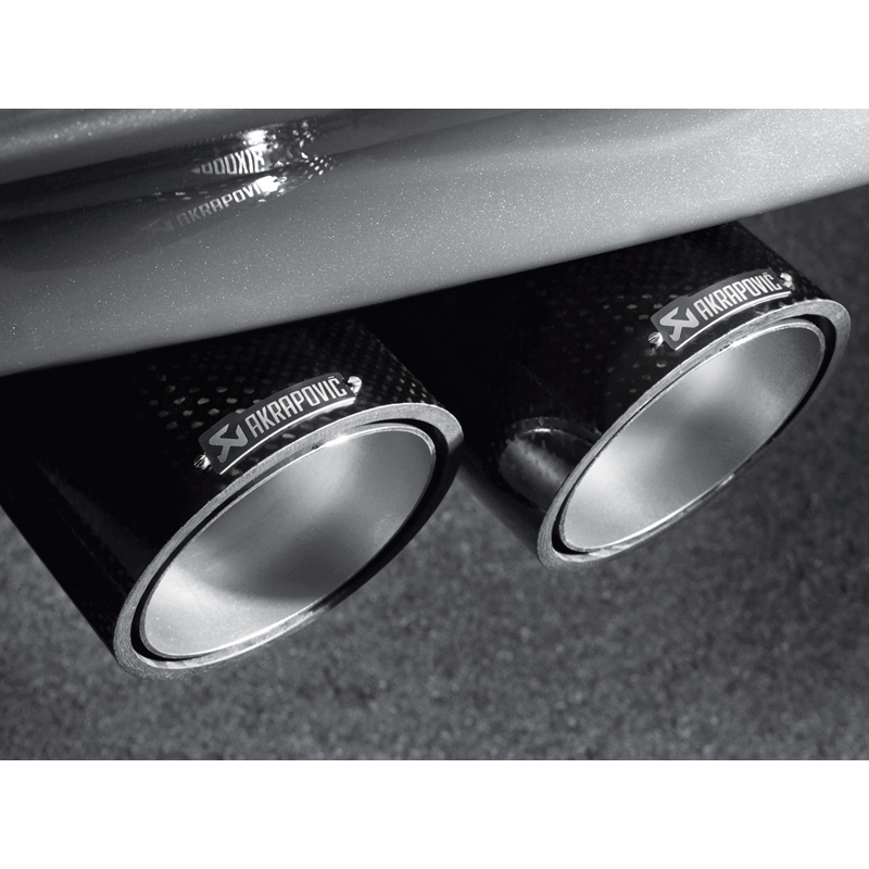 BMW 1 Series M Coupe (E82) Evolution Line Exhaust System