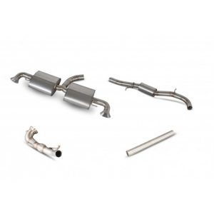 Audi TT RS MK2 Scorpion Exhaust System