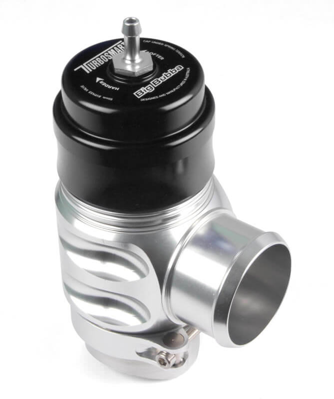 Turbosmart BOV Big Bubba BPV Black