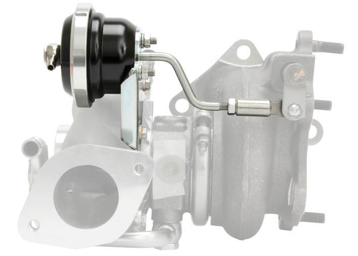 Turbosmart IWG75 Sti08/WRX09 Black 7PSI