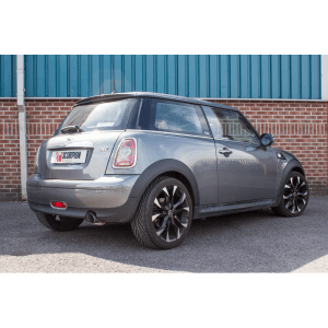 Mini Cooper R56 Scorpion Exhaust System