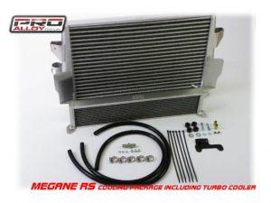 Renault Megane RS 250/265/275 Pro-Alloy Intercooler Kit
