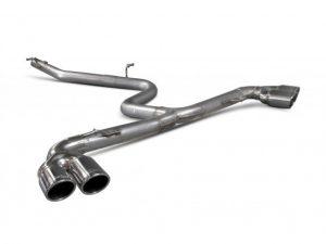 Audi TT MK2 2.0 TDI Quattro Scorpion Cat-Back Exhaust System