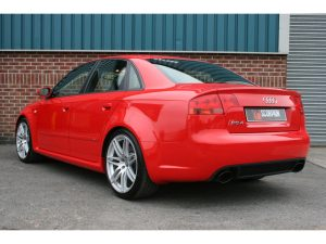 Audi RS4 B7 4.2 V8 Scorpion Cat-Back Exhaust System