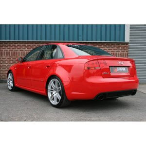 Audi RS4 B7 4.2 V8 Scorpion Rear Silencer