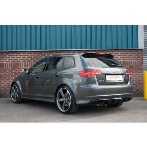 Audi RS3 8P Scorpion Exhaust System
