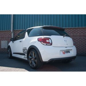 Citroen DS3 Racing & 1.6T Scorpion Exhaust System