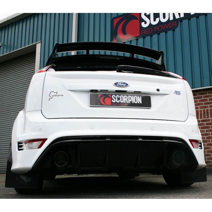 Ford Focus RS (Mk2) Scorpion Exhaust System