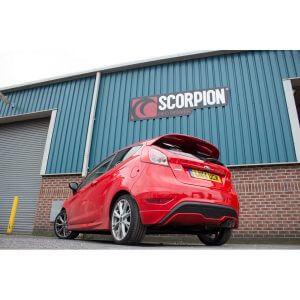 Mk7 Fiesta 1.0T EcoBoost Scorpion Exhaust System