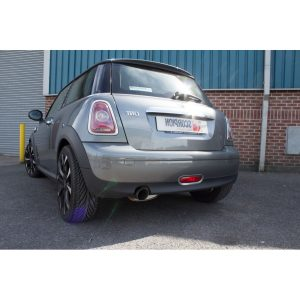 Mini One R56 1.4/1.6 Petrol Scorpion Exhaust System