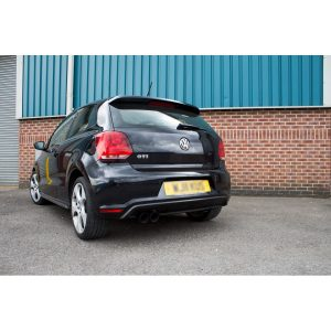 Volkswagen Polo GTi 1.4 TSI 6R Scorpion Exhaust System