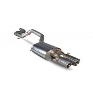 Volkswagen CC 2.0TSI Scorpion Exhaust System