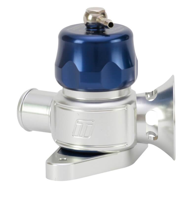 Turbosmart BOV Dual Port Maz/Sub-Blue