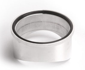 Turbosmart BOV 38mm Alloy Weld Flange