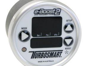 Turbosmart eBoost2 60psi 60mm White Silver