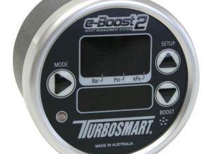 Turbosmart eBoost2 60psi 60mm Black Silver