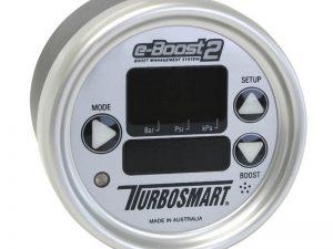 Turbosmart eBoost2 60psi 66mm Silver Silver