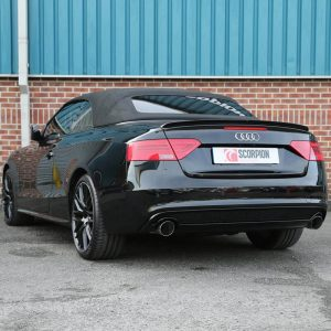 Audi A5 B8 2.0 TFSi Scorpion Cat-Back Exhaust System