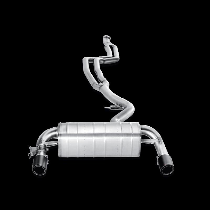 BMW 435i (F32) Evolution Line Exhaust System