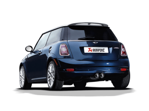 Mini John Cooper Works Coupe R58 Evolution Line Exhaust System