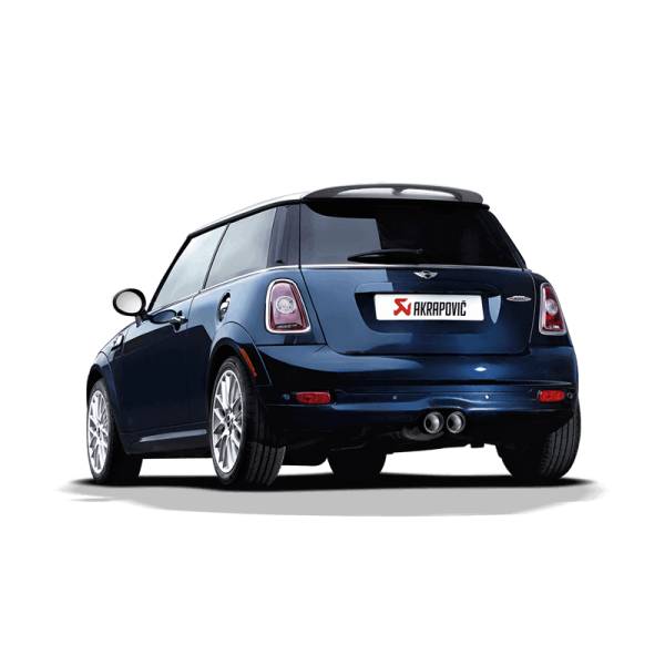 Mini John Cooper Works R56/ Cabrio R57 Evolution Line Exhaust System