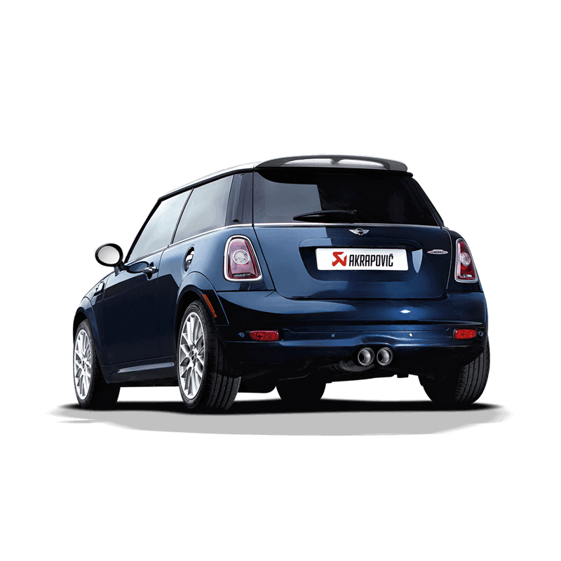 Mini John Cooper Works R56/ Cabrio R57 Evolution Line Exhaust System 1