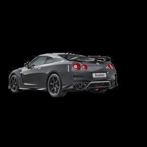 Nissan GT-R Evolution Race Line Titanium Exhaust System