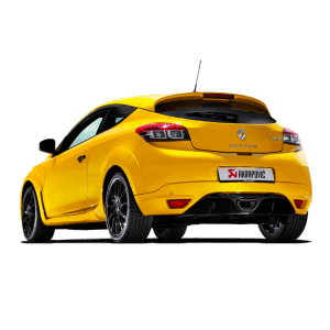 Renault Megane 250/265/275 Coupe Akrapovic Evolution Line Exhaust System